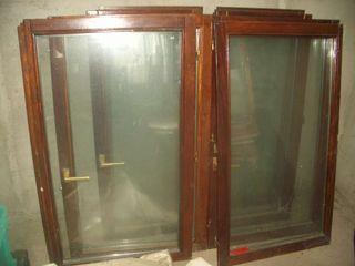 4 ventanas de madera de Elondo