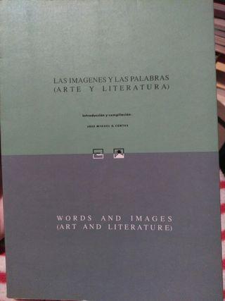 Libro las imagenes y las palabras ( arte y literatura)