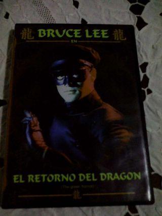 """Bruce Lee """"El retorno del dragón"""""""