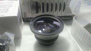 Gran angular RAYNOX 5050PRO HD x0.5