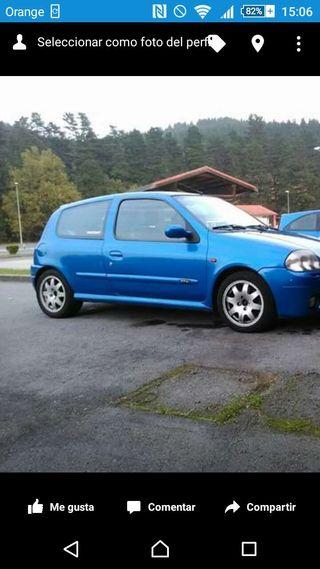 Despiece Clio Sport fase 1