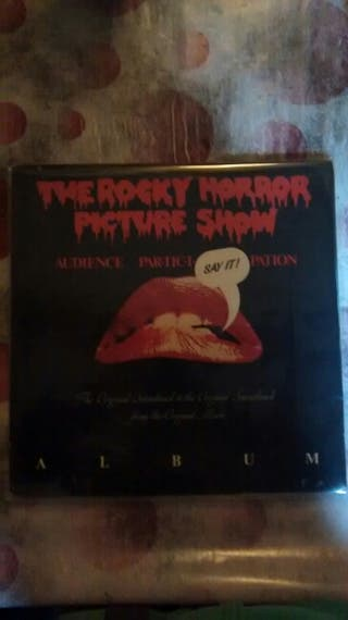 The Rocky Horror picture show.1983 audience.discos
