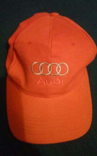 Gorra Audi