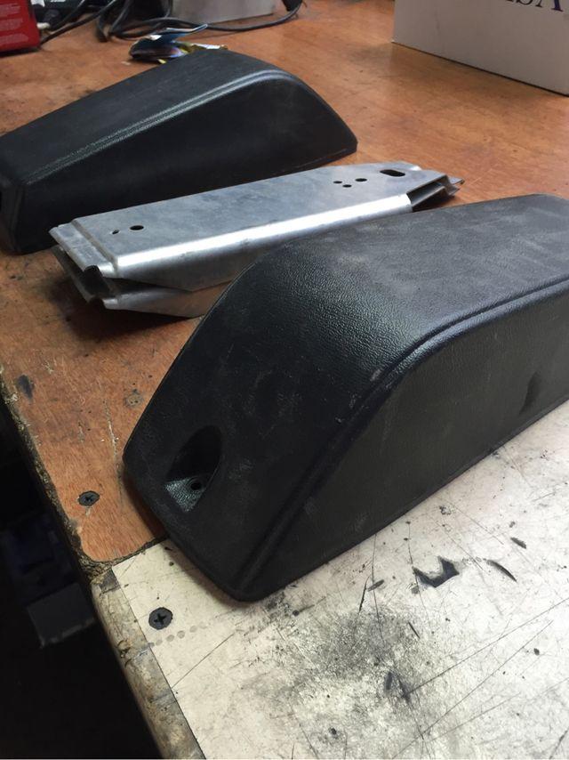 Protectores de cinturones en VW T3