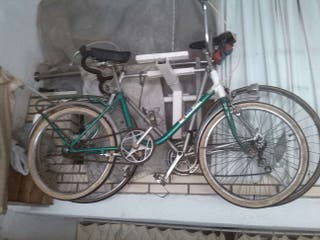 Bicicleta bh verde