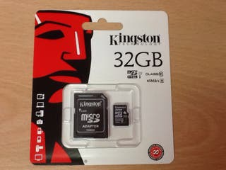 Tarjeta 32 GB