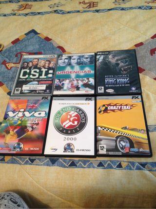 Juegos para ordenador pc