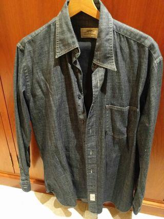 Camisa vaquera thomas burberry original