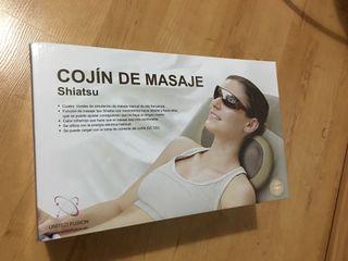 Almohada con masaje shiatsu A1000