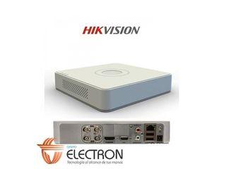 Hikvision grabador cámaras 7104