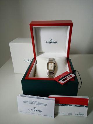 Reloj de mujer suizo marca Candino