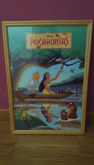 Cuadro Pocahontas