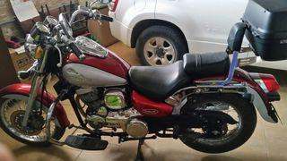 Daelim daystar 125 cc