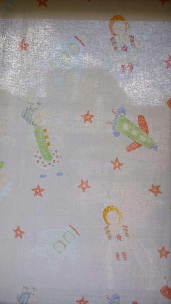 2 cortinas estores infantiles velcro unisex de segunda - Cortinas infantiles barcelona ...