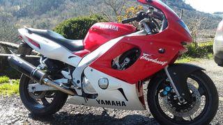 Yamaha thundercat 600 apta para A2
