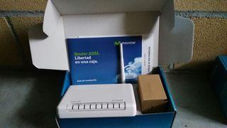 Router Zyxel ADSL2+ A ESTRENAR