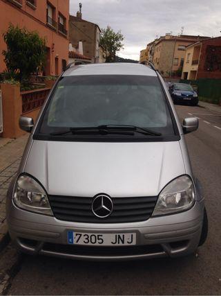 Mercedes vaneo 1,7 diesel