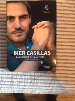 Libro Iker casillas