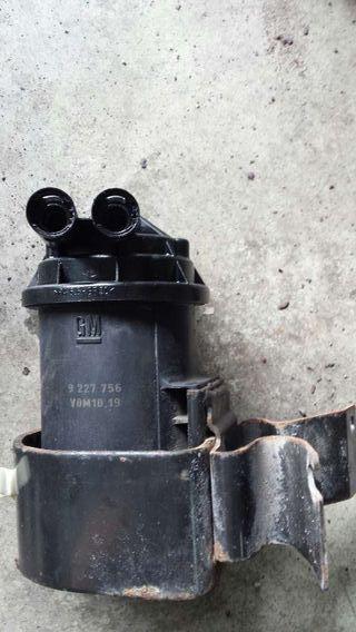 Deposito filtro gasoil corsa c