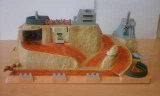 MicroMachines army bunker 7006