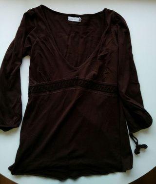 Blusa zara L 2x8€