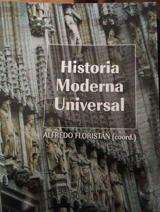 Historia Moderna Universal (europea)