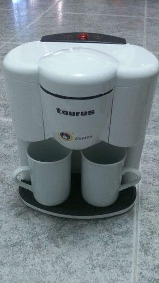 Cafetera 2 tazas Taurus