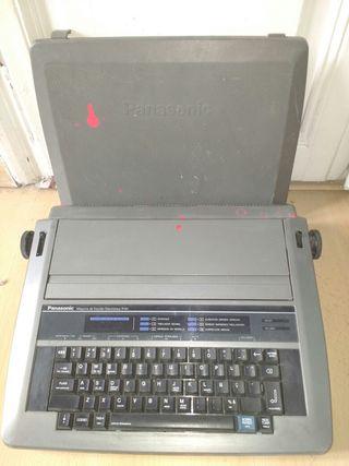 Máquina de escribir electrónic Panasonic