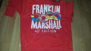 Jersey FRANKLIN MARSHALL talla XXS