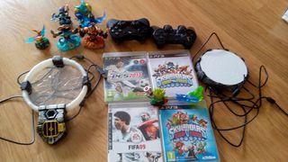 Juegos y mandos play3