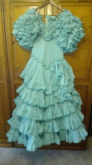 vestido flanenca