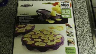 Para cocinar patatas chips