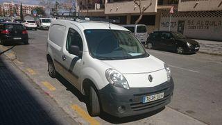 Renault Kangoo fugon 2010