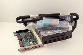 Grabadora de cintas DAT Seagate - IBM