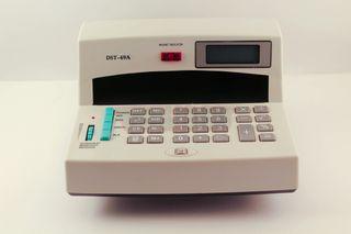 Detector de billetes falsos multifunción