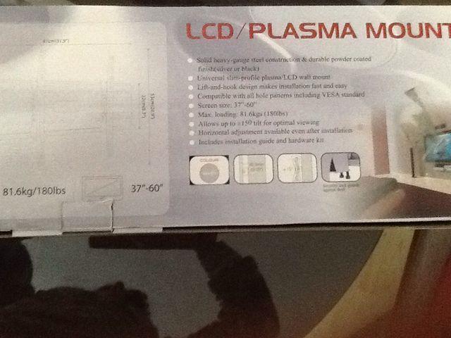 """LCD Plasma Soporte 37""""-60"""""""