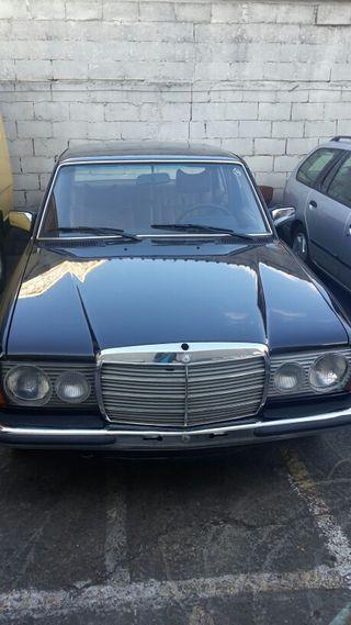 mercedes 300 diesel 1977