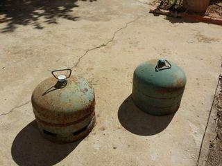 Bombonas gas antiguas