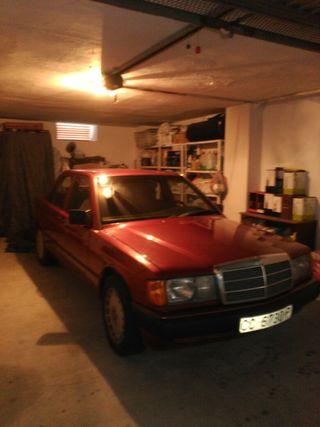 Mercedes 190, Diesel 2,5