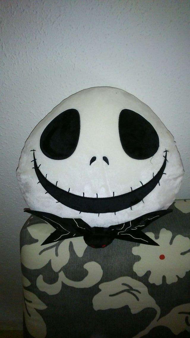 Cojin de Jack Skeleton.