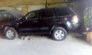 Jeep grande cherokee ladero