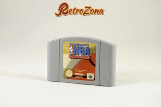 NBA Courtside [1998] N64
