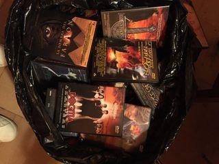 Vendo colección de películas DVD