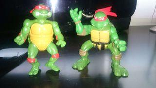Tortugas ninja..