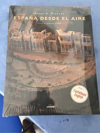 Libro España desde el aire