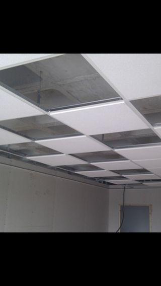 Montador de Pladur falsos techos