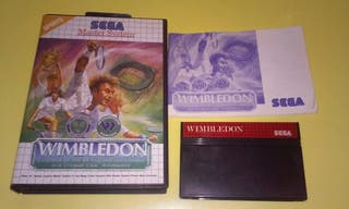 Juego completo master system