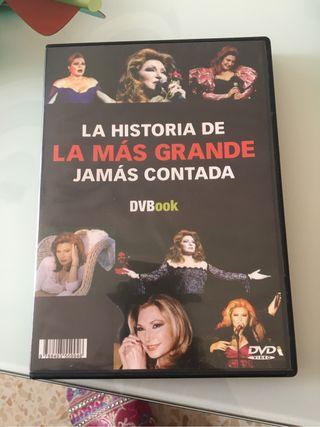 Dvd de Rocío Jurado