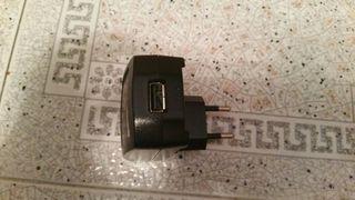 Cargador USB