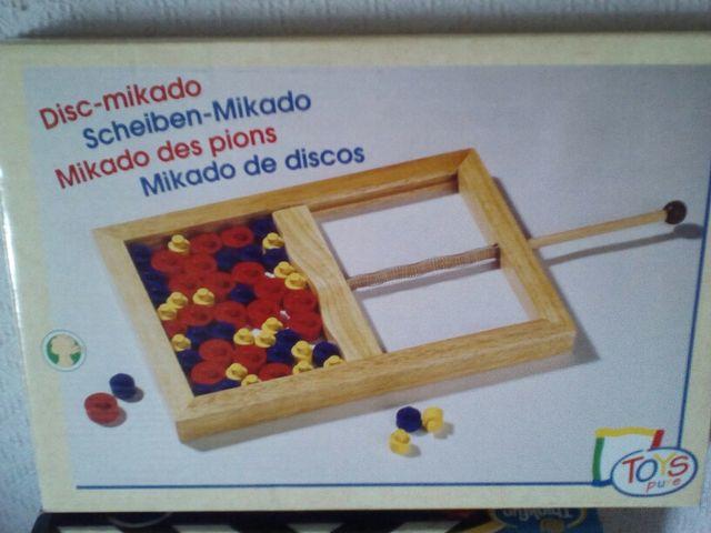 MIKADO juego